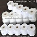 Rollo de papel térmico
