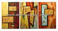 Pintura al óleo lienzo abstracto