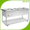Móvil carro de catering/alimentos acogollado bn-b15 carrito