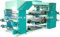 Cuatro/seis/ocho colores máquina de impresión flexográfica