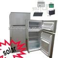 Mini-refrigerador 142L nevera solar 12v dc refrigerador solar power 12v compresor del refrigerador