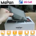 2014 7 pulgadas de teléfono de llamada tabletas, allwinner a13 2g llamando al teléfono de tabletas, mapan tablet pc
