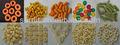 Línea de producción de alimentos inflados generales