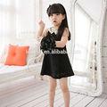Loveslf nuevo estilo de vestidos de niños/caliente ropa de los niños