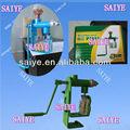 manual de uso doméstico de prensado del aceite de la máquina
