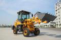 china zl15f tractor mini cargador frontal para la venta con el ce de baja de los precios