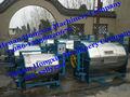 industrial de lavado automático de la máquina lana cruda de oveja de lavado y limpieza de la máquina
