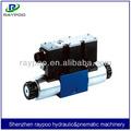 china raypoo hidráulico de la válvula proporcional controlador