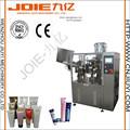 Jef-60 de alimentación automática de llenado y sellado de la máquina para tubo de material compuesto