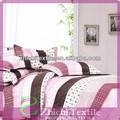 el patrón de rayas elegante ropa de cama de venta al por mayor