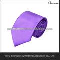 la moda de algodón para hombre corbata