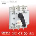 80a-100a ce y ccc del interruptor de aislamiento, interruptor seccionador,