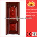 simples modelos de puertas de hierro forjado SC-S016