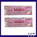 Cuidado de la piel de embalaje líquido bolsa/de envasado de líquidos ht659