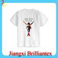 micheal jackson patrón de rock y hip hop camisetas para hombre con mangas cortas