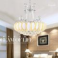 baratos nuevo y moderno hall sala colgante de cristal lámparas para el líbano etl84183