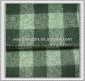 de lana de poliéster tejido de lana