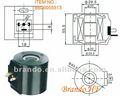 ac220v 110v dc24v 12v solenoide de la válvula para bobinas de solenoide de la válvula de vapor en el agua o el medio ambiente