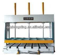 madera contrachapada fría máquina de la prensa de la máquina para trabajar la madera