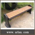 banco de madera de espera (Arlau FW58)