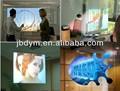 3d auto- adhesivo transparente holográfica de proyección trasera de la pantalla