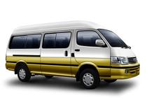 plutón kingstar b6 14 asientos 84hp diesel de autobús de la ciudad