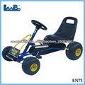 pedal adulto durable va kart para niños