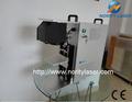 3d cabine de foto de cristal da gravura do laser máquina 3d