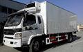 carrocería del camión refrigerado