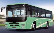 Autobús de la ciudad SHACMAN gnc en venta