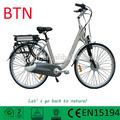 la ciudad alemana de la bicicleta eléctrica