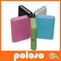 2013 mais barato batery externo para produtos eletrônicos, MP3, celular, tablet