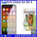 Paypal Aceptado! HD Anti-Reflejo LCD Protector Pantalla para Miui XiaoMi 4 Mi4