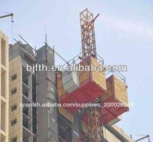Gost material de construcción de elevación del elevador/construcción la construcción beijing fth fábrica de la marca