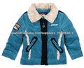 niños chaqueta de invierno