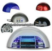 36W / 18W/12W LED CCFL lampe UV pendant sèche-ongles, de guérir tous les ongles gel uv ongles