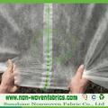 stabilisé aux UV tissu non tissé pour la couverture agricole