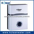 Resina máquina ionizador de agua alcalina de intercambio iónico