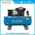 Wanding wd2065a-100 8 100l barra de dos cilindros de tipo ac puma de pistón compresor de aire