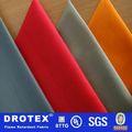 haute résistance noir et jaune en coton fr tissu kevlar arc flash empêcher le feu combinaisons de vol nomex