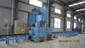 Máquina del trefilado del acero inoxidable con el chorreo con granalla de la eficacia alta