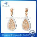silver wholesale earrings