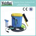 (82366) Electro- operado 12v portátil mini eco- ambiente de coches lavadora de presión de agua ahorrada dispositivodelavado