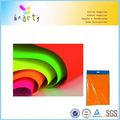 Papel fluorescente A4,neon color paper,fluorescent color paper,papel fluorescente imprimible