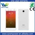 mi4 5 hd de pantalla táctil capacitiva de la marca mtk6582 teléfonos celulares ultra delgado teléfono inteligente android