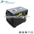 Caliente vender pequeños silencioso generador diesel (dg6500se)