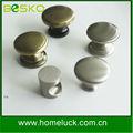 gros bouton de porte d'armoire de cuisine en alliage de zinc décoratif les poignées de porte de l'armoire
