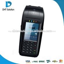 La tarjeta magnética terminal punto de venta, tarjeta de crédito terminal punto de venta