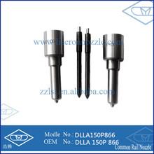Hyundai tobera del inyector Denso DLLA 150 P 866, zexel boquilla DLLA150P 866