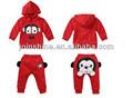 ropa de algodón para bebés para venta al por mayor